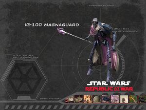 Magnaguard profile