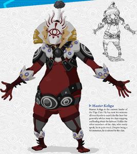 Master Kohga Concept