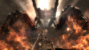 Metal-GearSuper Metal gear