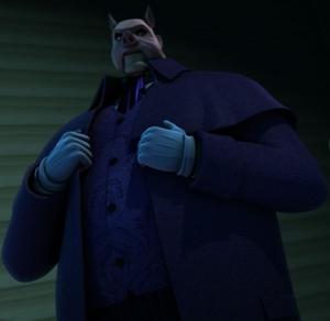 Professor Pyg BTB