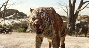 Shere Khan Get Angry