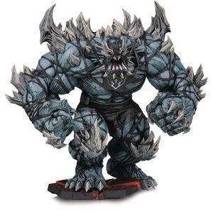 The Devastator Statue