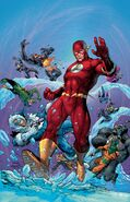 The Flash Vol 1 750 2000s Variant Textless