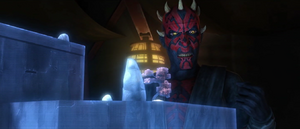 Darth Maul greed