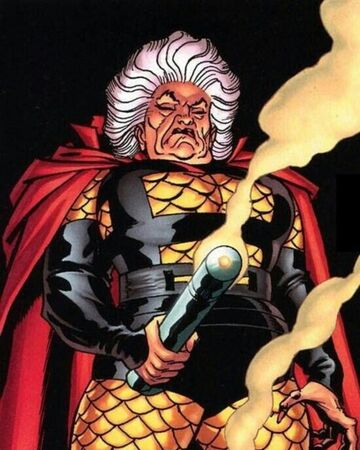 Granny Goodness Villains Wiki Fandom