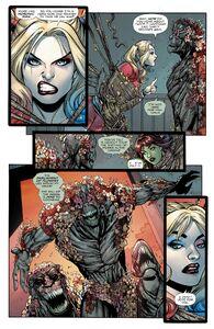 Jason Woodrue Harley Quinn and Poison Ivy