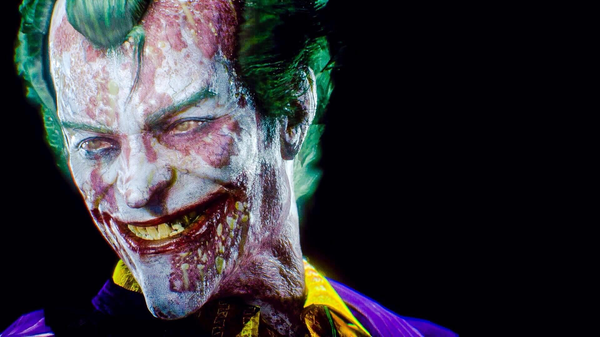 Joker Arkhamverse Gallery Villains Wiki