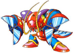 Mmx3crushcrawfish