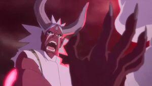 Momoshiki demon form 14