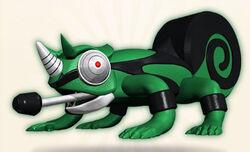 Rin Chameleon