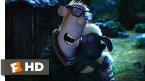 Shaun the Sheep Movie (2015) - Defeating Trumper Scene (10 10) Movieclips-3