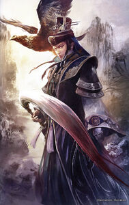 Sima Yi 15th Anniversary Artwork (DWEKD)