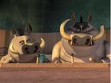 Facoceri (Kung Fu Panda: Mitiche Avventure)