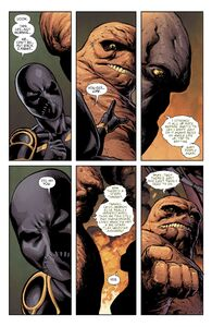Basil Karlo and Cassandra Cain Prime Earth 0012