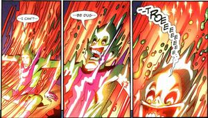 Impossible Man (Earth-616) seeming demise number one