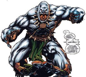 Man-Ape 01