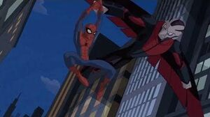 Spectacular Spider-Man (2008) Spider-Man vs Vulture & Enforcers part 1 2