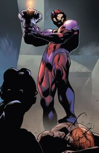 Ulysses Klaw (Earth-616) from Superior Carnage Vol 1 1 001