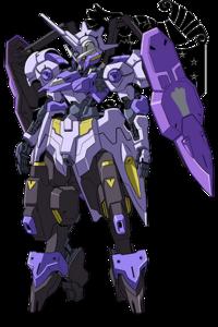ASW-G-66 Gundam Kimaris Vidar (Front)