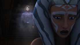 Anakin apparition