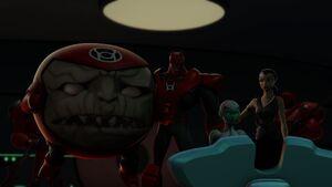 Atrocitus Green Lantern The Animated Series 11