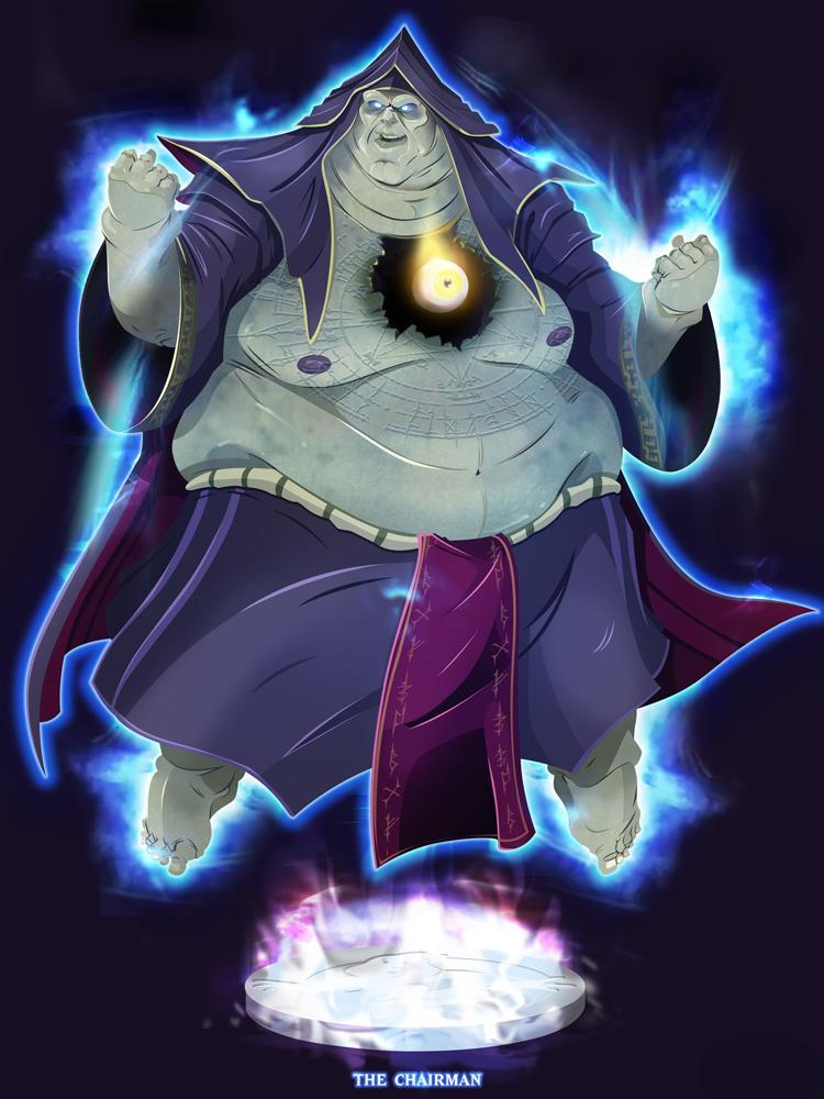 Chairman (Ghostbusters)   Villains Wiki   FANDOM powered ...