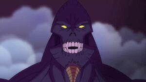 Demonic Shadow King
