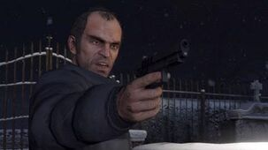GTA V Trevor Finds Out What Michael Was Hiding