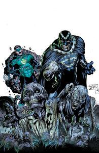 Green Lantern Vol 5 23.3 Black Hand Textless