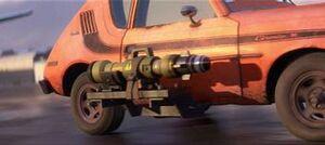 Grem's rocket blaster