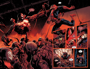 Spider-Man and Venom vs Army of Carages 03.jpg