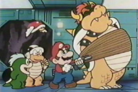 Super Mario Momotarō