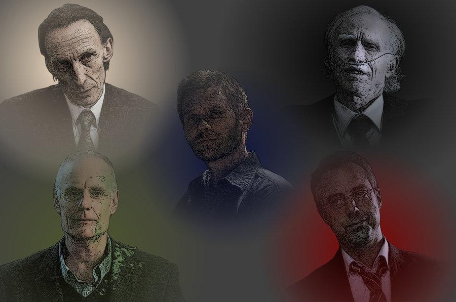 Four Horsemen Of The Apocalypse Supernatural Villains