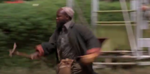 Abdullah running