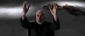 Count Dooku arms
