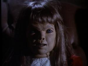 Dolly Dearest evil stare villains