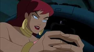 Giganta All Scenes in Justice League And Justice League Unlimited HD