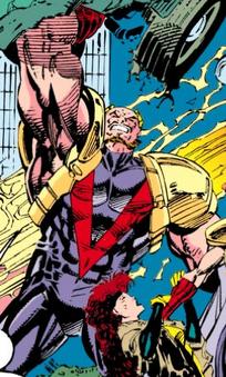 Marco Delgado (Earth-616) from X-Men Vol 2 1