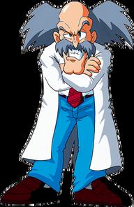 Mega Man 7 Dr. Wily