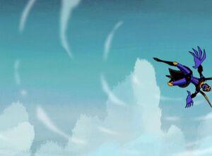 Megatron Rising Blackarachnia farewell