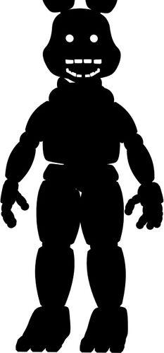 shadow bonnie villains wiki fandom powered by wikia