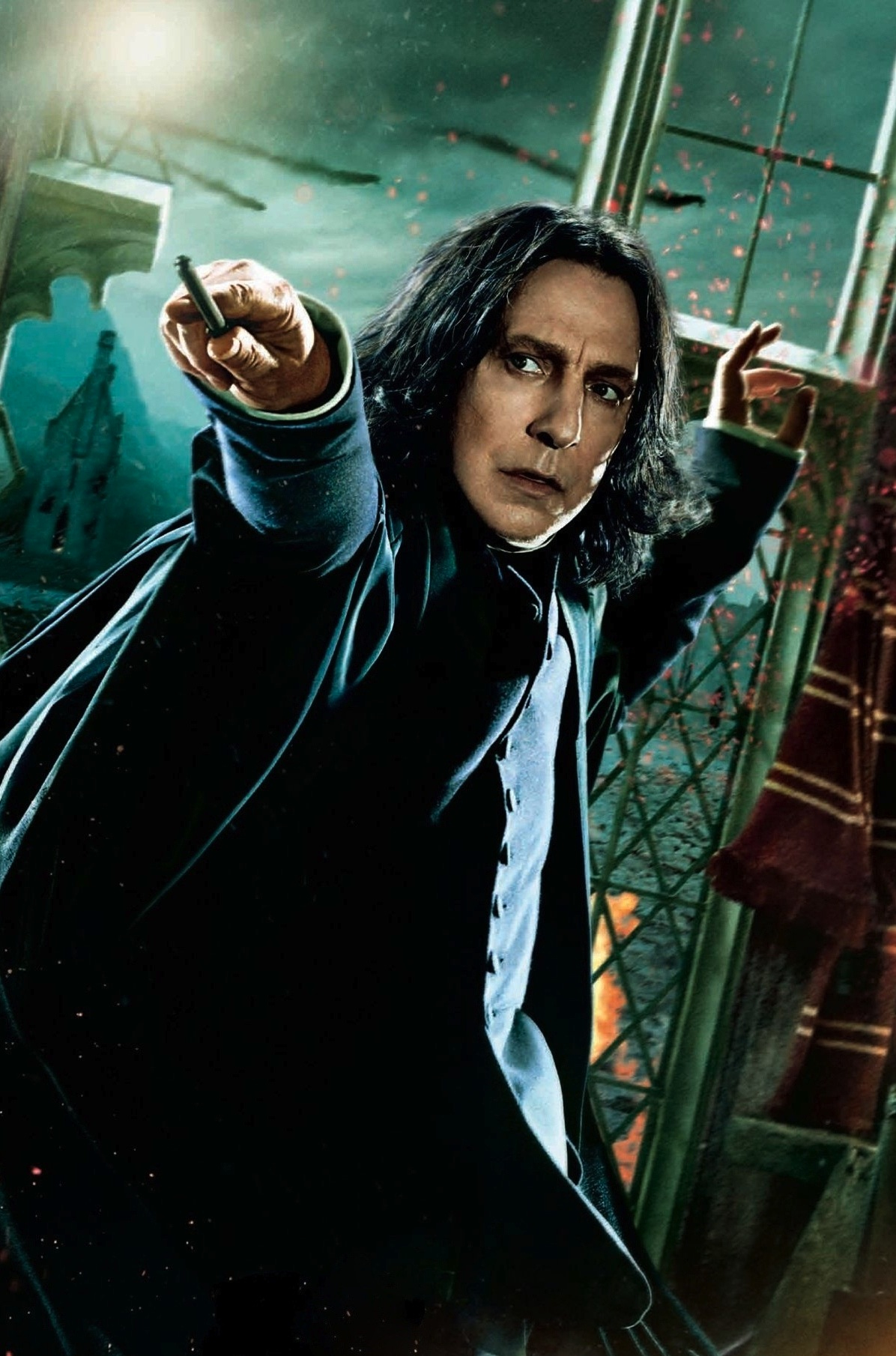 Image result for Severus snape