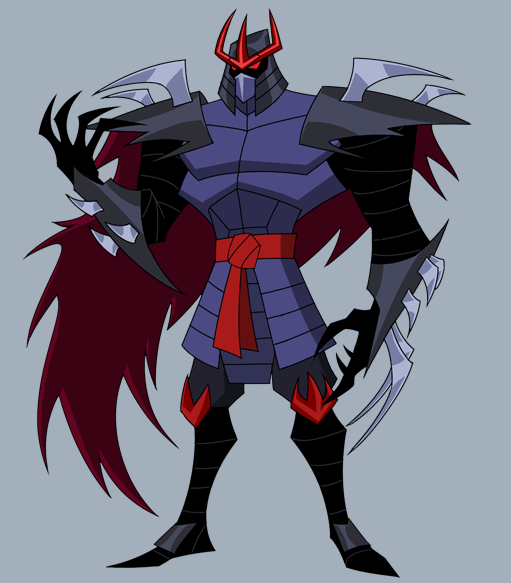 Tengu Shredder Villains Wiki Fandom