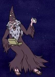 The Evil Wizard (Regular Show)