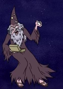 The Evil Wizard (Regular Show)