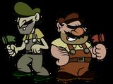 Mad Hammer Bros.