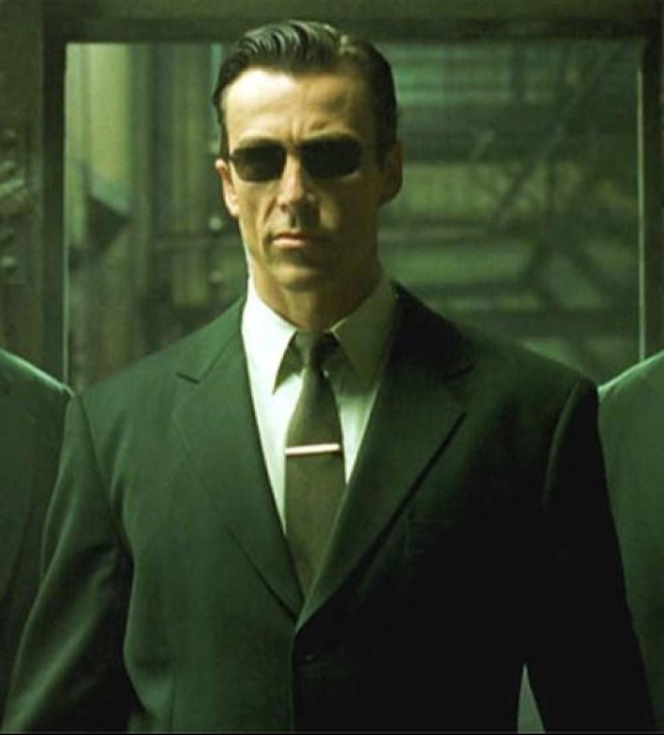 4e021c57a3 Agent Johnson (The Matrix)