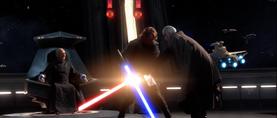 Anakin cuts