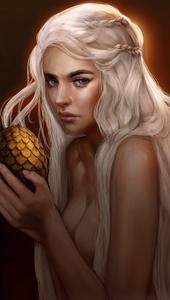 Daenerys targaryen by regochan-d7hfi57