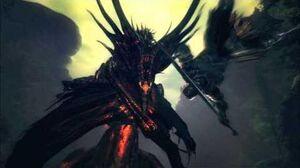 Dark Souls OST-Black Dragon Kalameet-Extended